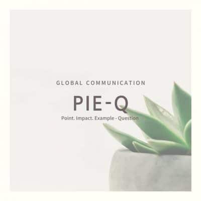 Effective Global Communication. PIE-Q